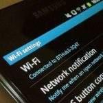 prikaz wifi lozinke na androidu