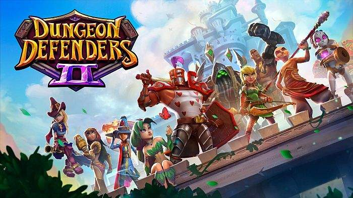 ps4 Dungeon Defenders II