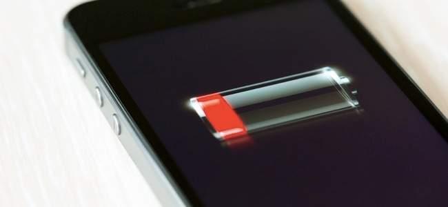 slaba baterija na mobitelu