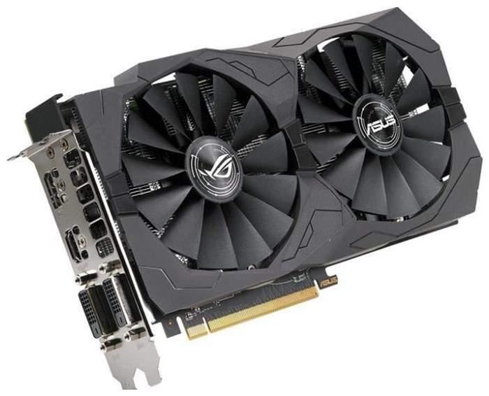 ASUS ROG Strix RX 570 4GB Gaming OC