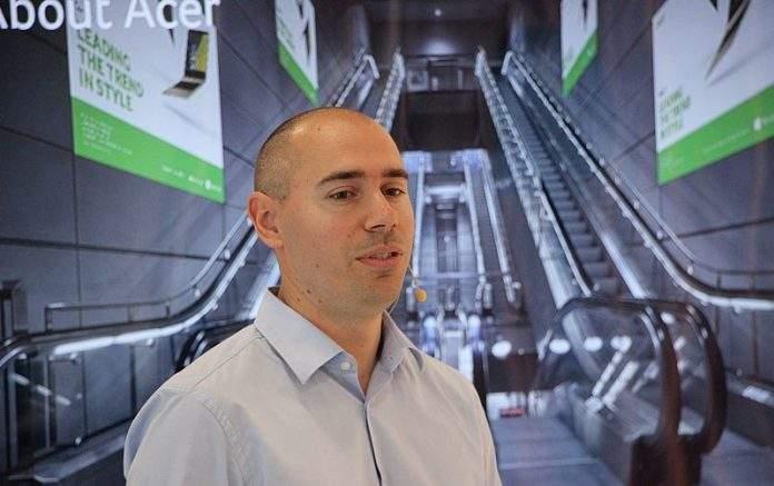 Acer ured Mislav Jagunić