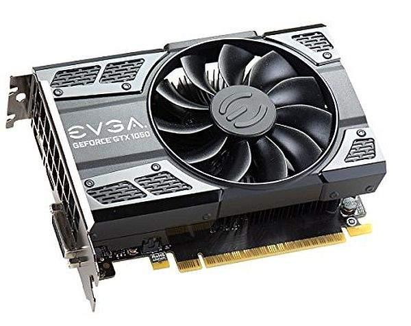 EVGA GeForce GTX 1050 Ti SC 4GB GAMING