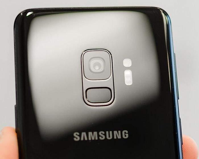 GALAXY S9 kamere
