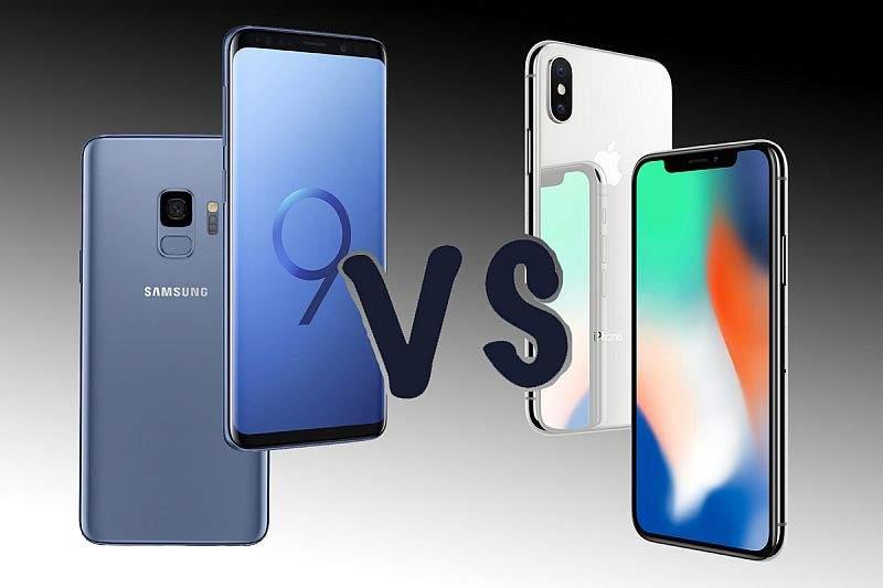 Iphone se vs galaxy s3