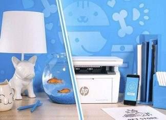 HP laserski printer