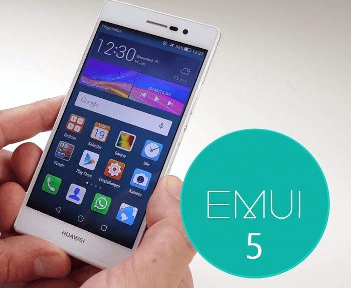 Huawei-EMUI-5