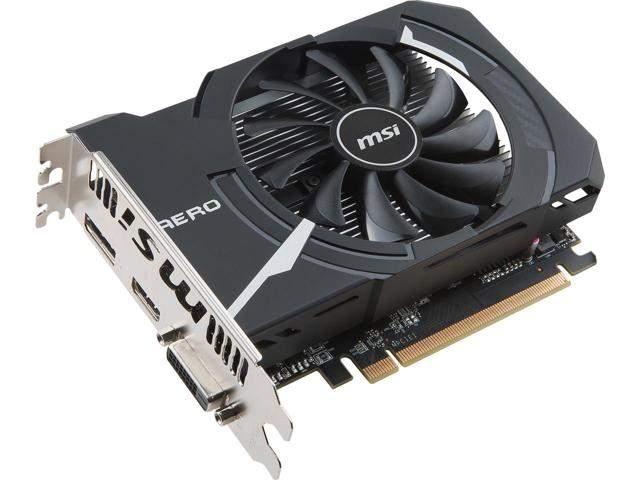 MSI Radeon RX 560