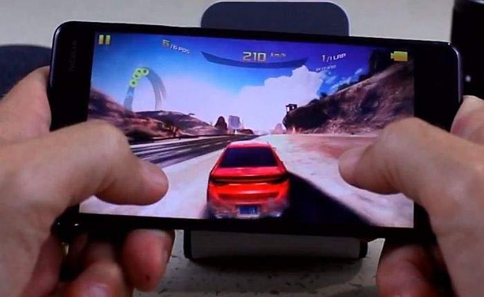 Nokia 8 performanse