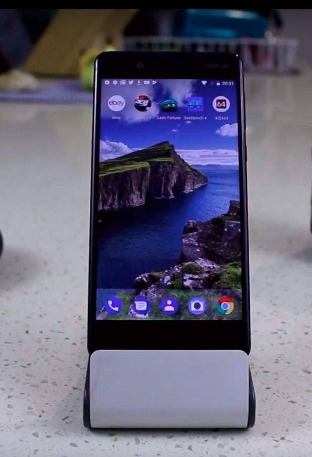 Nokia 8 specifikacija