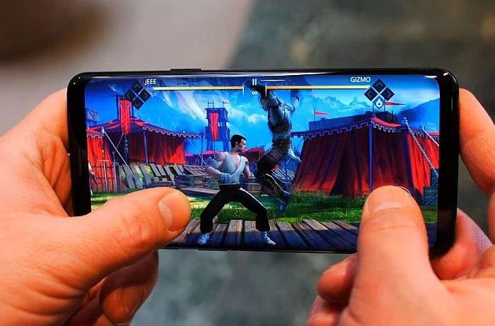 Samsung Galaxy S9 igre