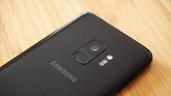 Samsung Galaxy S9 kamera