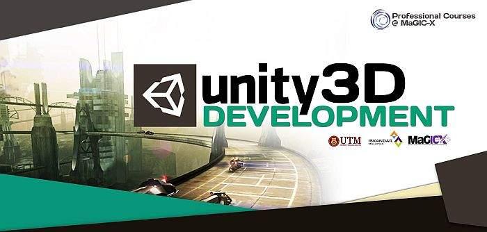 Unity engineu developeri