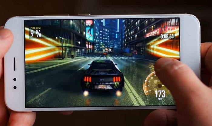 Xiaomi Mi A1 performanse za igranje