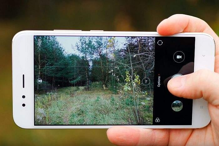 Xiaomi Mi A1 test kamere