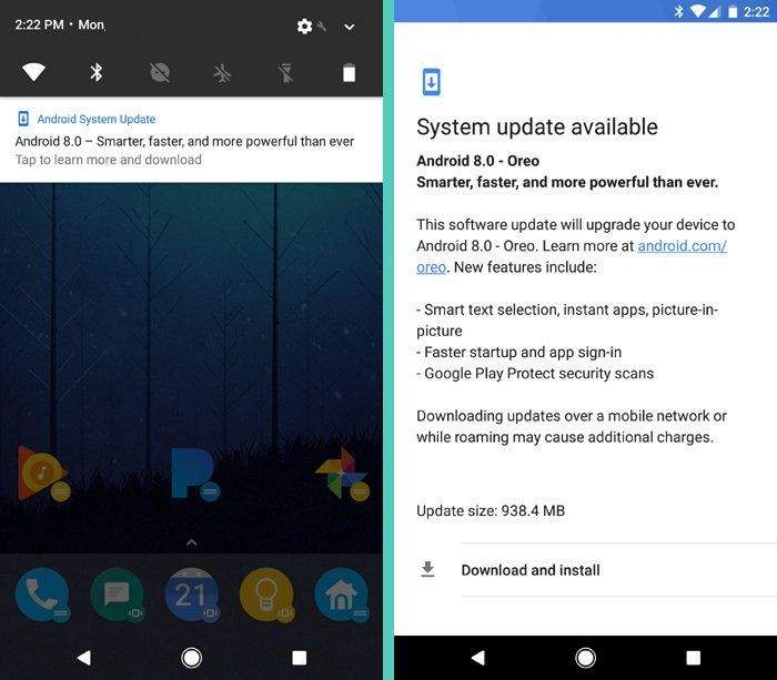android 8 rom
