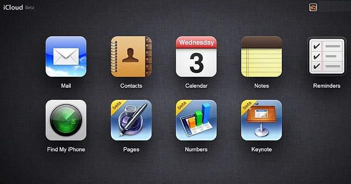 iWork za iCloud