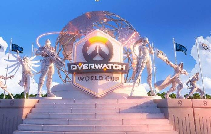 svjetsko prvenstvo u Overwatchu
