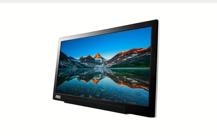 AOC prijenosni monitor
