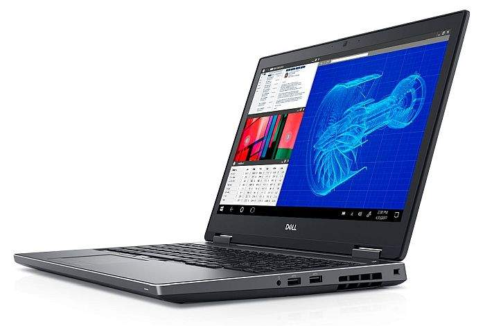 Dell Precision 7530 Mobile Workstation