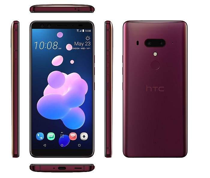 HTC U12+ specifikacije