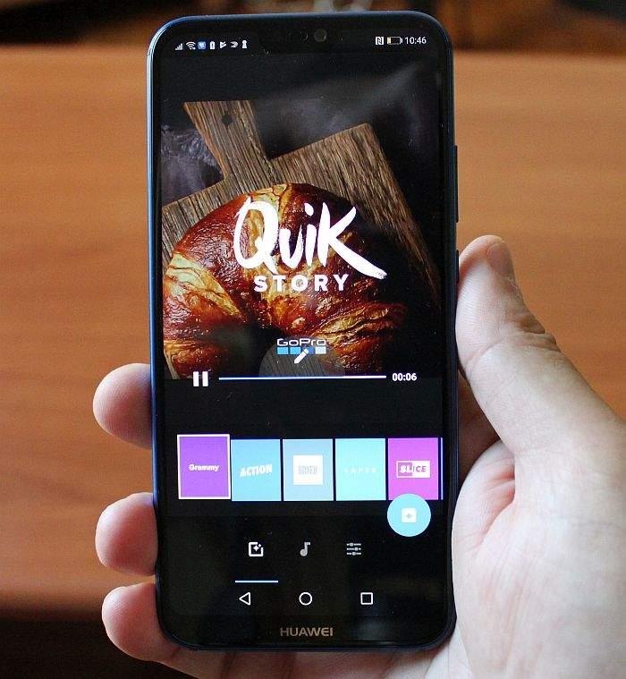 Huawei P20 Lite os