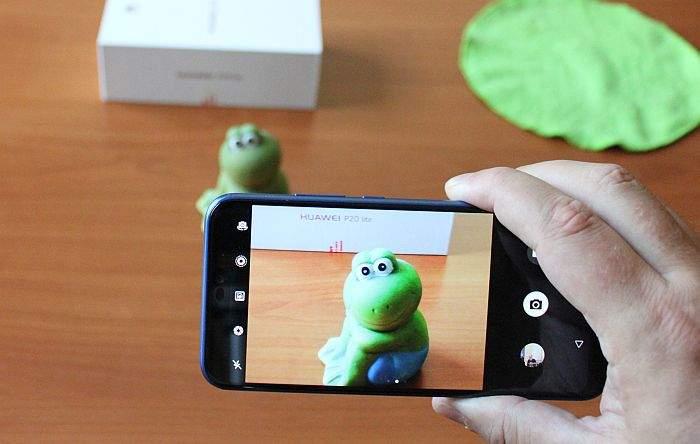 Huawei P20 Lite test kamere