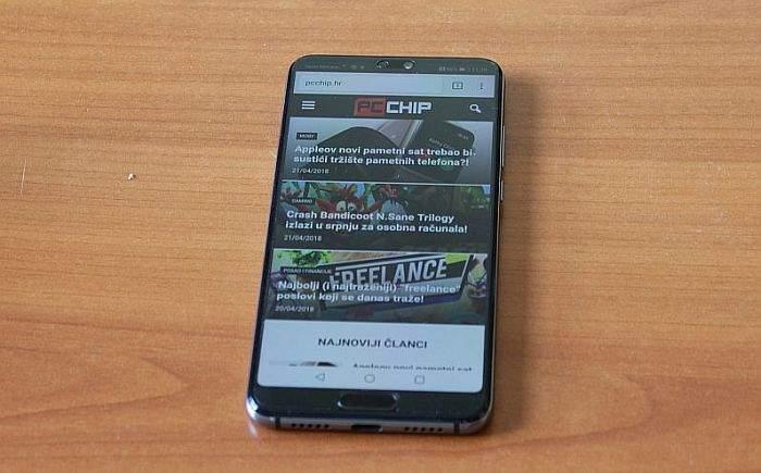 Huawei P20 baterija