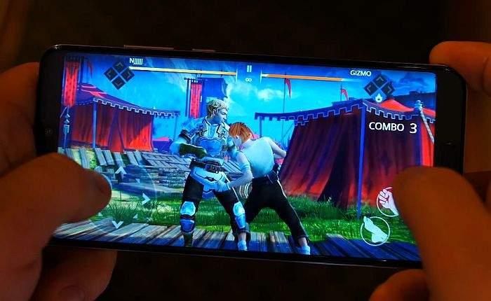 Huawei P20 igranje