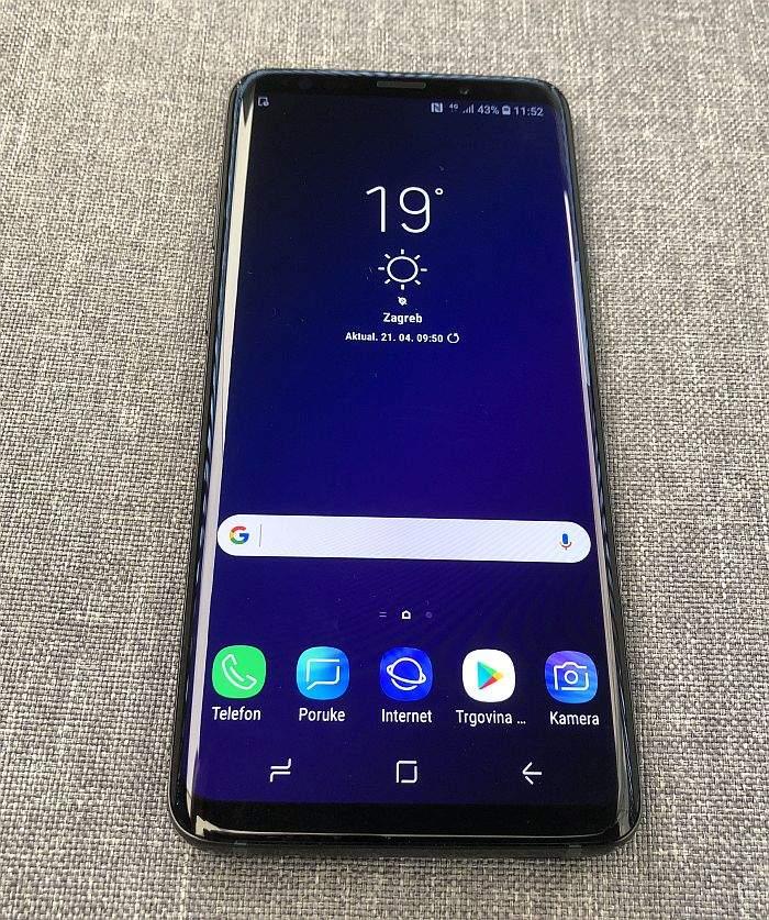 Samsung Galaxy S9+ recenzija