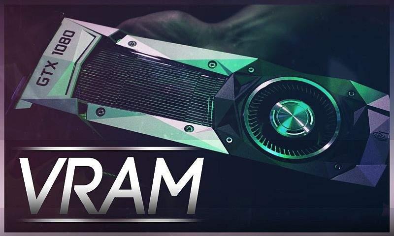 VRAM VIDEO RAM