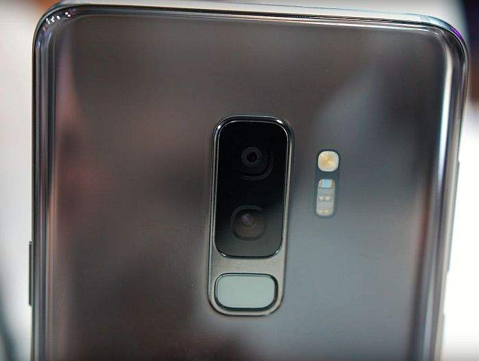 samsung galaxy s9+ kamere