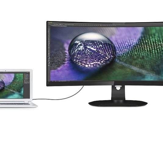 Monitor_USB-C Docking