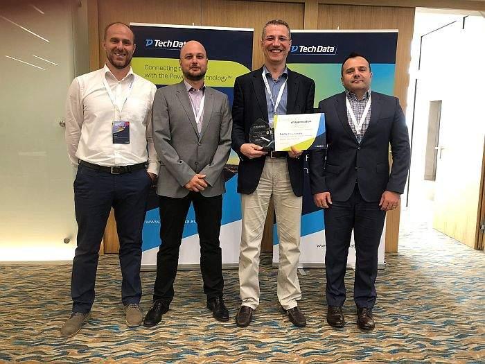 TechData_Neos nagrada