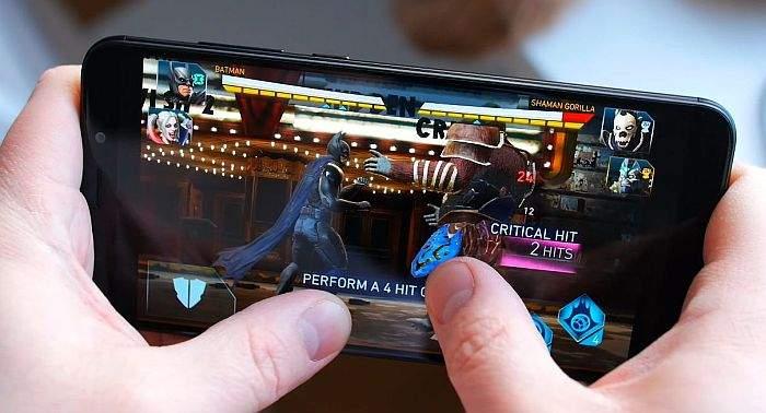 Xiaomi Redmi 5 Plus performanse