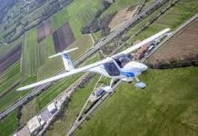 električni zrakoplov norveška