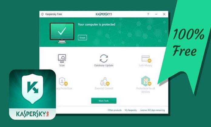 kaspersky besplatni antivirus