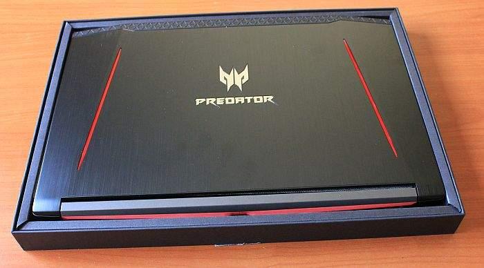 Acer Predator Helios 300 specifikacija