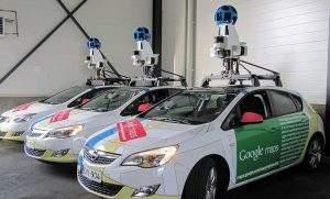 Krajem srpnja Google Street View automobil  ponovo na hrvatskim ulicama