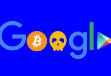 Google Play kriptovalute
