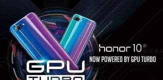 Honor 10_GPU Turbo KV