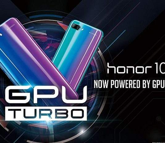Honor 10_GPU Turbo KV