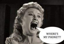 Lociranje mobitela