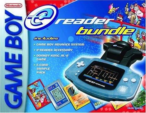 gameboy GBA e-Reader
