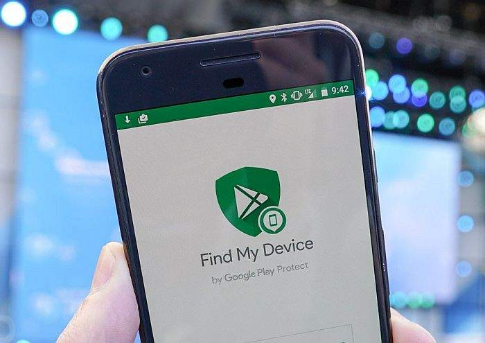 google-play-protect find my device