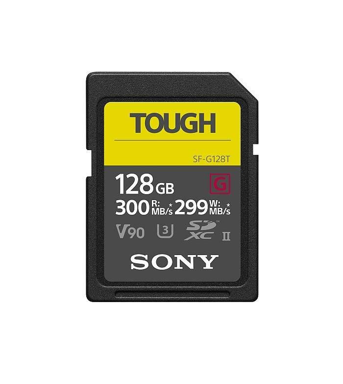 Sony SF_G TOUGH 128