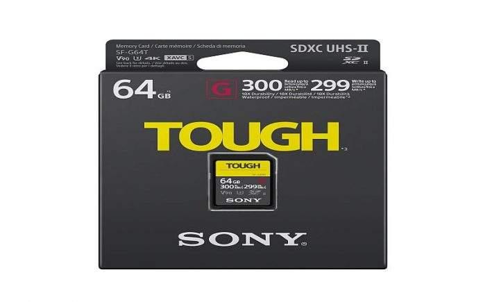 Sony SF_G TOUGH 64