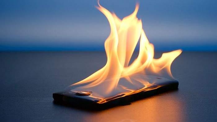 mobitel se grije