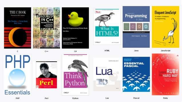 knjige za programiranje