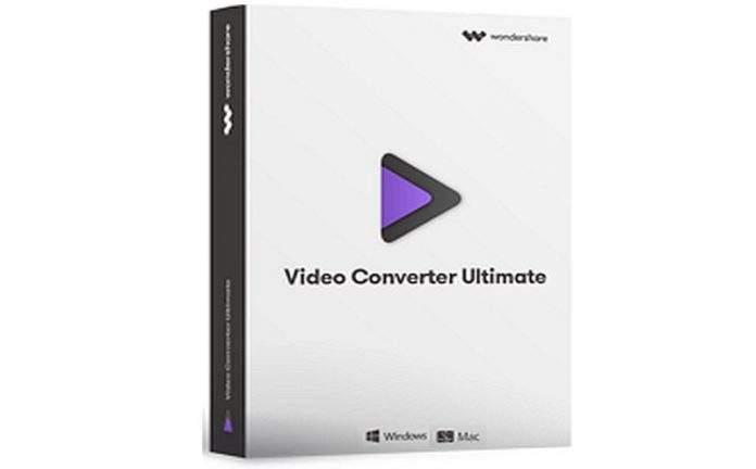 wondershare video konverter