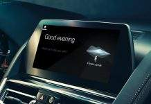 BMW inteligentni asistent
